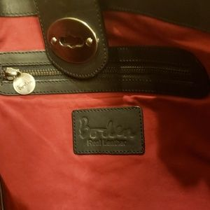 Boden Bags - Boden cow hide and leather tote